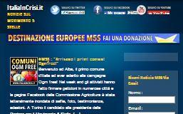Italia in crisi